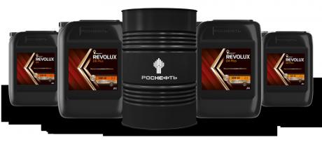 Новые одобрения на моторные масла Rosneft Revolux