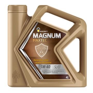 Rosneft Magnum Maxtec 5W-40 (SL/CF) 4л
